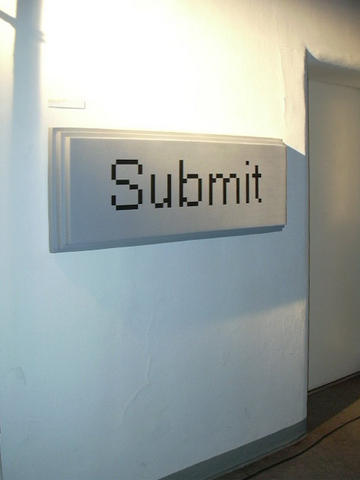 The Submit Button in 2003