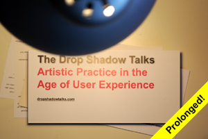Johannes P Osterhoff - Drop Shadow Talks